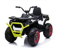 Электромобиль XMX607 EVA GREEN квадроцикл 12V7AH мотор 2*35W з MP3 111*65*73,5 /1/