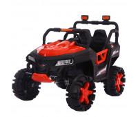 Электромобиль T-7844 EVA RED джип на Bluetooth 2.4G Р/У 2*6V4AH мотор 4*15W з MP3 115*68*77 /1/