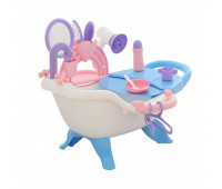 Набор для купания кукол Polesie №2 с аксессуарами в коробке (58607)