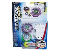 Волчок с пусковым устройством Hasbro Bey Blade Swich Strike Виврон В3 (E0723_E1028)