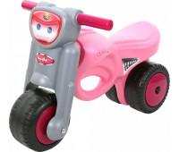 Каталка-мотоцикл Polesie Мини-мото Розовый (48233)