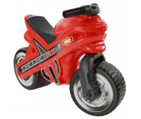 Каталка-мотоцикл Polesie МХ Красный (46512)