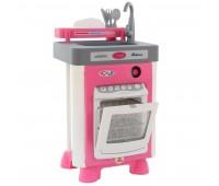 Игровой набор Polesie Carmen №1 с посудомоечной машиной (57891)
