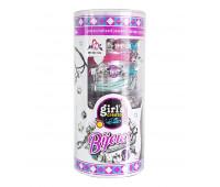 Игровой набор для создания украшений для девочек «Браслет шарм»  QUNXING TOYS MBK-336