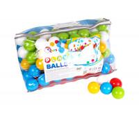 Игрушка «Набор шариков для сухих бассейнов ТехноК», 80 шт (5552)