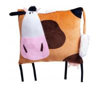Мягкая игрушка FANCY Корова Глаша (NKK01)