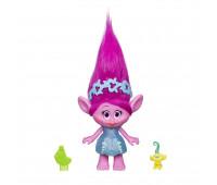 Игровой набор Hasbro Trolls Розочка с малышом (E0144_E0355)