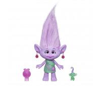 Игровой набор Hasbro Trolls Сверкающая девочка с малышом (E0144_E0356)