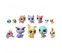 Игровой набор Hasbro Littlest Pet Shop коллекция петов