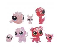 Игровой набор Hasbro Littlest Pet Shop 7 цветочных петов Роза (E5149_E5162)