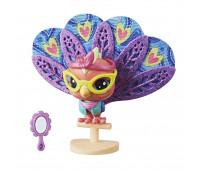 Игровой набор Hasbro Littlest Pet Shop премиум Попугай Элла (E2161_E2428)