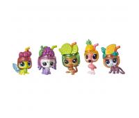 Игровой набор Hasbro Littlest Pet Shop петов в холодильнике Кулер Крю (E5478_E5620)