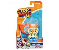Игровой набор HASBRO -TOP WING Отважные Птенцы со значком, TOP WING TURTLE, E5283_E5781