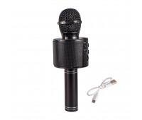 Игрушка QUNXING Микрофон черный (WS-858-3)