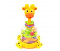 Юла развивающая Qunxing Toys Цирк (SL83058)