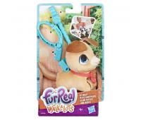Интерактивная игрушка Hasbro Furreal Friends маленький питомец на поводке Собака (E3503_E4765)