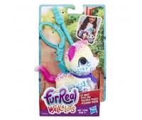 Интерактивная игрушка Hasbro Furreal Friends маленький питомец на поводке Котёнок (E3503_E4776)