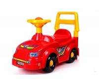 Автомобиль-каталка Technok для прогулок красный (2483-1)