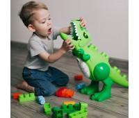 Динозавр-конструктор Polesie, 30 элементов в коробке (67807)