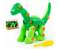 Динозавр-конструктор POLESIE