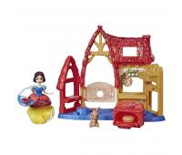 Игровой набор Hasbro Disney Princess принцесса дисней домик Белоснежки (E3052_E3084)