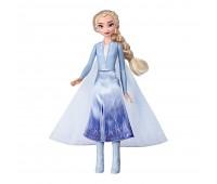 Кукла Hasbro Disney Холодное Сердце 2  со световым эффектом на платье, Elsa (E6952_E7000)
