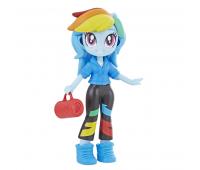 Мини-кукла Hasbro My Little Pony Equestria Girls Радуга Дэш (E3134_E4237)