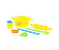 Игровой набор Polesie детская посуда для выпечки №1 (40695)