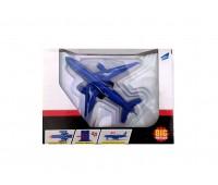Игрушка BIG MOTORS Самолет, синий (F1611-2)