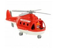 Игрушка Polesie вертолёт пожарный