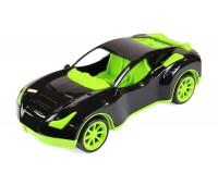 Игрушка ТЕХНОК «Автомобиль ТехноК», чёрно-зелёный ( 6139-1 )