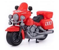Игрушка Polesie мотоцикл полицейский