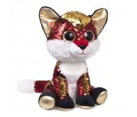 Мягкая игрушка с паетками FANCY Лисёнок Опал (GLN0P)