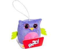 Мягкая игрушка-брелок Fancy глазастик сова 8 см (GOU0)