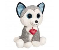 Мягкая игрушка FANCY Собака Хаски 22см (GHK0\S)