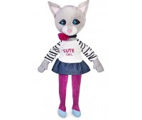 Мягкая игрушка Fancy кошка Сьюзет (KOS1)
