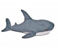 Мягкая игрушка FANCY Акула серая 100 см (AKL3-1)