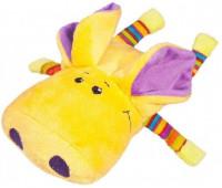 Мягкая игрушка Fancy свинка Плюша желтая 11 см (SPL0-2)