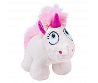 Мягкая игрушка Fancy Единорог Элмо белый 26см (ED0)