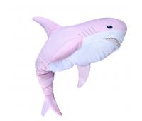 Мягкая игрушка FANCY Акула розовая 49 см (AKL01R)