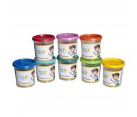 Тесто-пластилин Genio Kids-Art голубой (TA1044V-5)