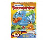 Дорожная игра Hasbro Gaming Голодные бегемотики (B1001)