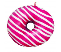 Подушка декоративная Fancy Пончик розовая глазурь (PP01-БР)