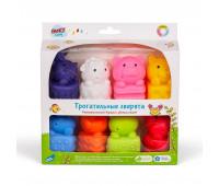 Детские развивающие игрушки для купания FANCY BABY «Трогательные зверята»