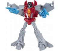 Трансформер Hasbro Transformers Cyberverse Starscream 14см (E1884_E1902)