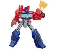 Трансформер Hasbro Transformers Cyberverse Optimus Prime 14см (E1884_E1901)