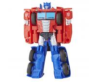 Трансформер Hasbro Transformers Кибервселенная 1 шаг OPTIMUS PRIME (E3522_E3526)