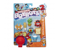 Игровой набор Hasbro Transformers из 8-ми трансформеров Ботботс Банда хулиганов (E3494_E4143)