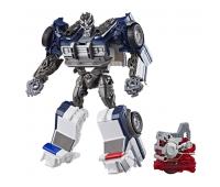 Трансформер Hasbro Transformers Заряд энергона Баррикад 20 см (E0700_E0755)
