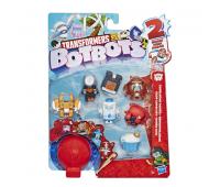 Игровой набор Hasbro Transformers из 8-ми трансформеров Ботботс Банда спортсменов (E3494_E4144)